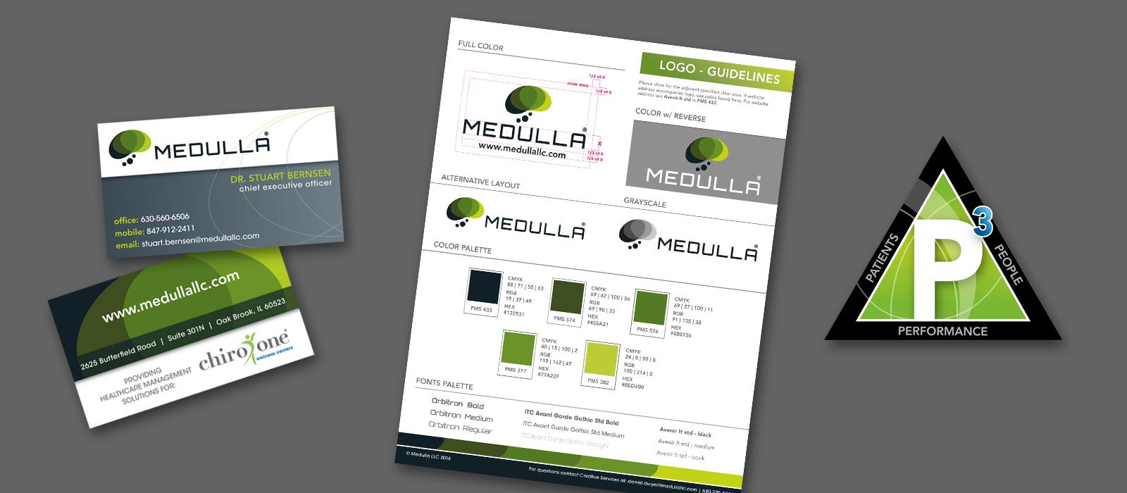Medulla Branding Guidelines